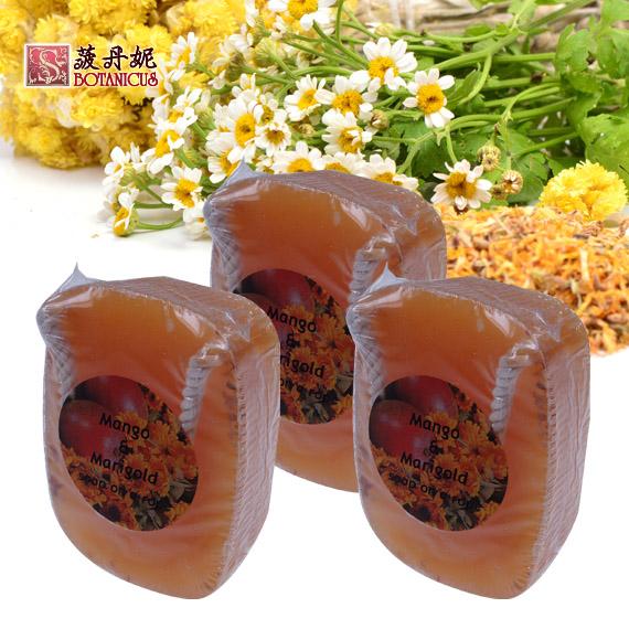 金盞花&芒果手工皂 190g