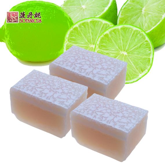 檸檬乳油木果柔膚皂 80g