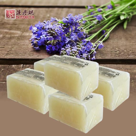 薰衣草乳油木果柔膚皂 80g
