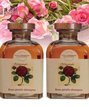 玫瑰洗髮精 525ml 二瓶