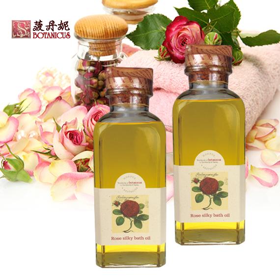 玫瑰浴油 895ml 二瓶