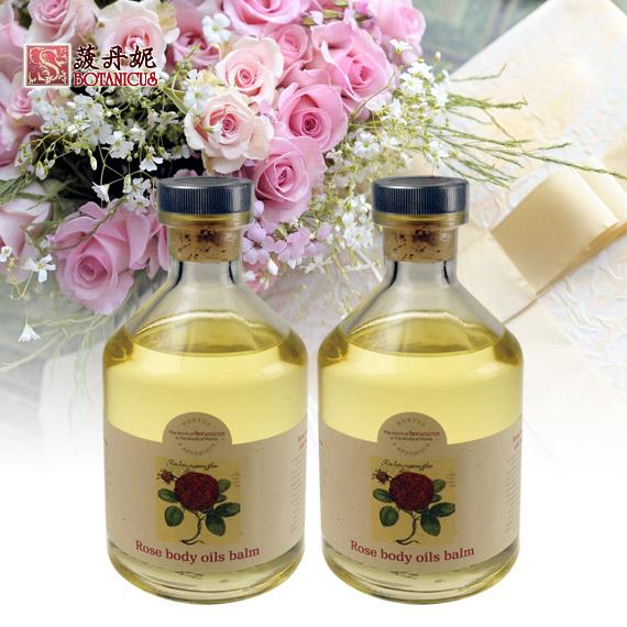 玫瑰香體凝脂 500ml 二瓶