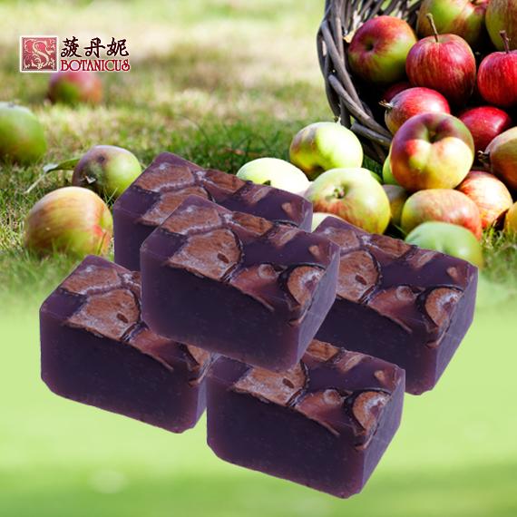 蘋果黑莓手工皂 80g